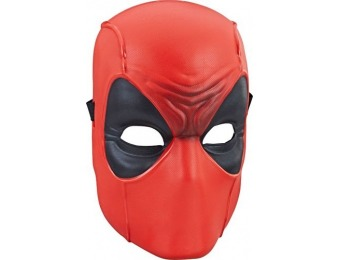 65% off Marvel Deadpool Face Hider Mask