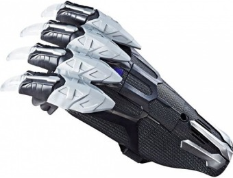 50% off Hasbro Marvel Black Panther Vibranium Power FX Claw