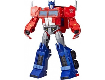 "23% off Transformers Cyberverse Ultimate Class 11.5"" Figure"