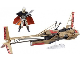 27% off Star Wars Black Series Enfys Nest and Enfys Nest's Swoop Bike