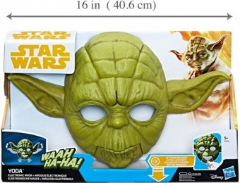 29% off Star Wars The Empire Strikes Back Yoda Electronic Mask