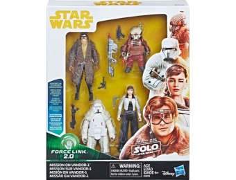 23% off Star Wars Force Link Battle On Crait