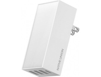 $30 off Native Union Smart 4 USB Port Wall Charger