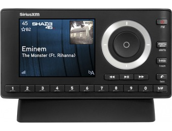 $50 off SiriusXM Onyx Plus Satellite Radio Receiver with Home Kit