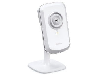 $90 off D-Link DCS-930L mydlink Wireless-N Network Camera