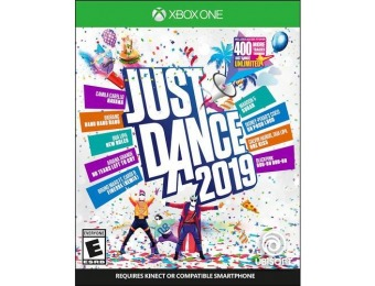50% off Just Dance 2019 - Xbox One