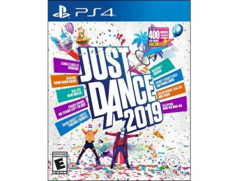 50% off Just Dance 2019 - PlayStation 4