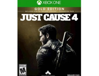 $63 off Just Cause 4: Gold Edition - Xbox One