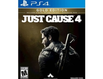 $60 off Just Cause 4: Gold Edition - PlayStation 4