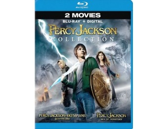 56% off Percy Jackson Collection (Blu-ray)