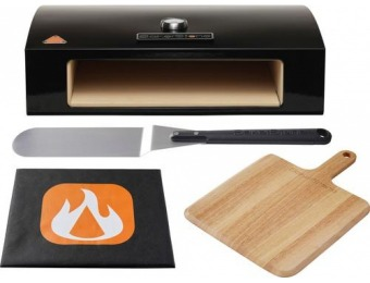 $40 off BakerStone Pizza Oven Box Kit