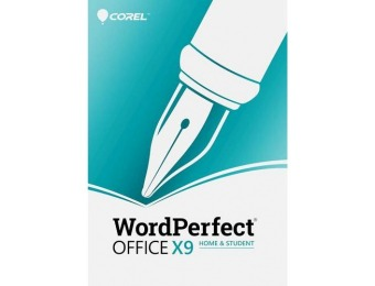 60% off WordPerfect Office X9 Home & Student Edition - Windows