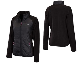 $20 off New Balance Women's Premium Micro Fleece Jacket