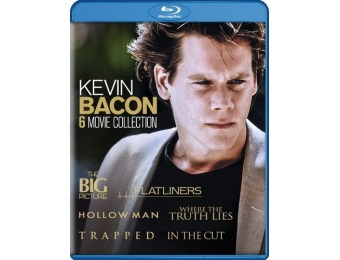 62% off Kevin Bacon: 6-Movie Collection (Blu-ray)