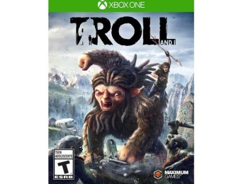 68% off Troll and I - Xbox One