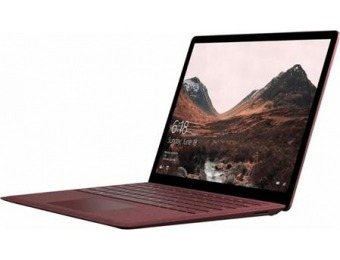 "$500 off Microsoft 13.5"" Multi-Touch Surface Laptop, 256GB SSD"