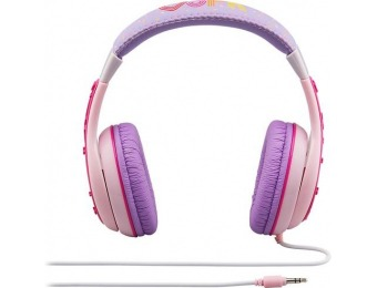 50% off KIDdesigns Shopkins Wired Over-the-Ear Headphones