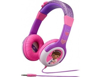 58% off Disney Doc McStuffins Magic Melody Headphones