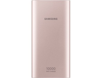 54% off Samsung 10,000 mAh Portable Battery with Micro USB Cable