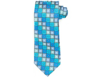 80% off Mens Architect Bush Grid Tie with Screen Cleaner