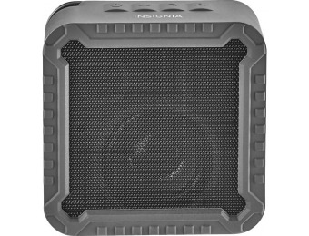 60% off Insignia Rugged Portable Bluetooth Speaker