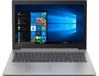 "$100 off Lenovo 330-15IGM 15.6"" Laptop - Intel Pentium, 4GB, 500GB"