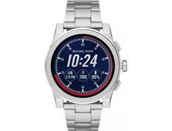 $210 off Michael Kors Access Grayson Smartwatch Stainless Steel