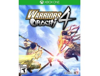 $20 off Warriors Orochi 4 - Xbox One