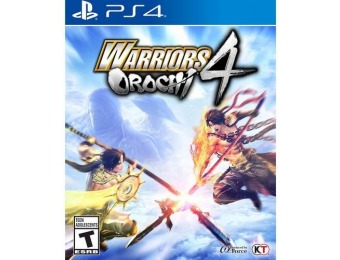 $30 off Warriors Orochi 4 - PlayStation 4