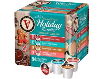 60% off Victor Allen's Seasonal Edition Holiday Favorites (54-Pack)