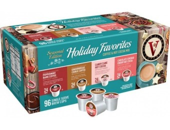 70% off Victor Allen's Seasonal Edition Holiday Favorites (96-Pack)