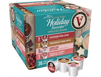 60% off Victor Allen's Seasonal Edition Holiday Favorites (36-Pack)