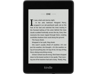 "$40 off Amazon All-New Kindle Paperwhite E-Reader 6"" 32GB"