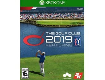 60% off The Golf Club 2019 Featuring PGA TOUR - Xbox One