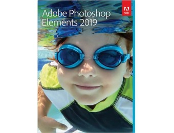 40% off Photoshop Elements 2019 - Mac|Windows