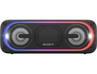 $150 off Sony XB40 Portable Bluetooth Speaker
