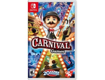 50% off Carnival Games - Nintendo Switch