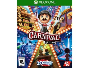 63% off Carnival Games - Xbox One