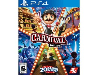 63% off Carnival Games - PlayStation 4