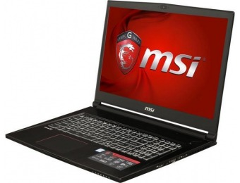 "$500 off MSI Stealth Pro-025 17.3"" Gaming Laptop, Refurb"