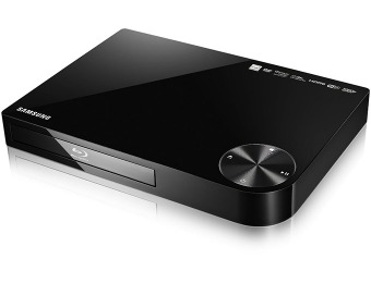 $30 off Samsung BDE5400/ZA Smart Wi-Fi Built-In Blu-ray Player