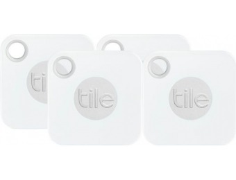 42% off Tile Mate Item Tracker (4-Pack)