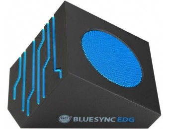 80% off Gogroove BlueSYNC EDG Wireless Bluetooth Speaker