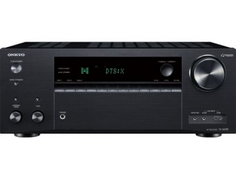 $205 off Onkyo TX 9.2-Ch Hi-Res 4K Home Theater Receiver