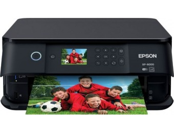 $90 off Epson Expression Premium XP-6000 Wireless All-In-One Printer