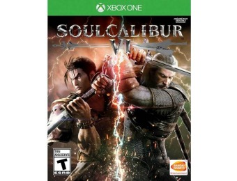 58% off SOULCALIBUR VI - Xbox One