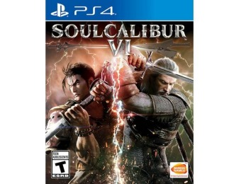 67% off SOULCALIBUR VI - PlayStation 4