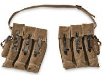 73% off German Military WWII Sturmgewehr 44 Mag Pouch