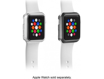 25% off Modal Bumper for Apple Watch 38mm (2-Pack)