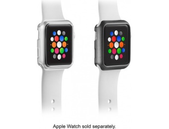 25% off Modal Bumper for Apple Watch 42mm (2-Pack)